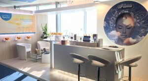 Le stand Alpol au salon Luxe Formulation