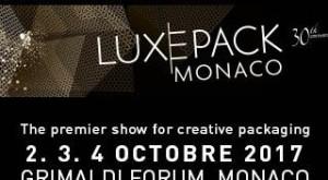 Luxe pack Monaco, salon du packaging
